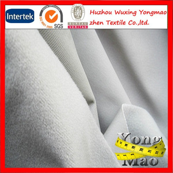 Huzhou manufactory sale casket lining fabric for wholesale