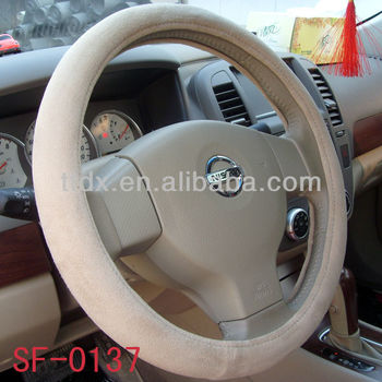 Hot Fabric Design Your Steering Wheel Cover