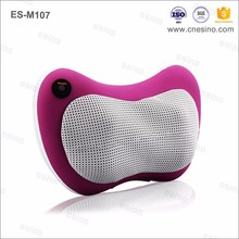 Back Support Massage Pillow While Reading, Back Kneading Massager Portable