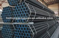 Big diameters ASTM A106B/A53B/API 5L black seamless carbon steel pipe and tube