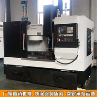 XK7124 Mini CNC milling machine