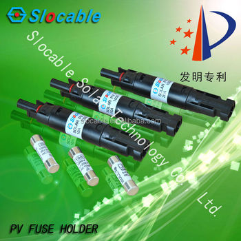 Hot Hot selling high quality compatible mc4 solar fuse holder