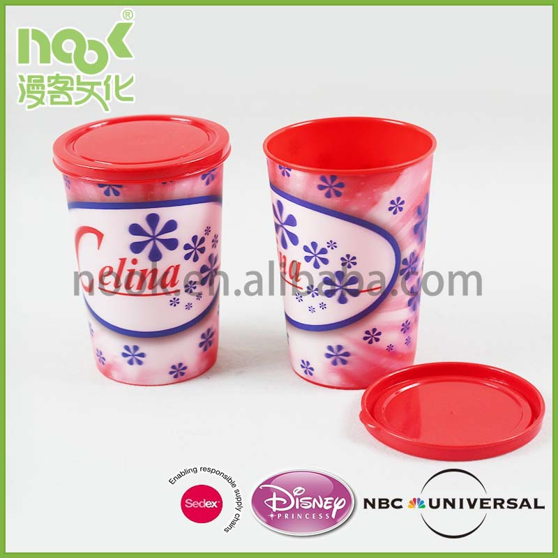 Disney Audit Factory Custom adult cups with lids