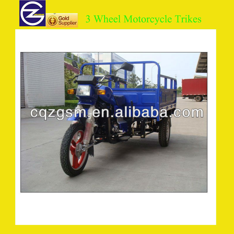 150CC 3 Wheel Motorcycle Trikes For Sale