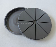 sic silicon carbide crucible for melting metal,gold,brass,copper,glass,aluminium
