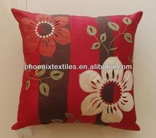 popular chain stitch cushions cover
