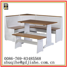 breakfast corner nook 3-Piece eating table