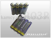 R03 heavy Duty Clinerical batteries