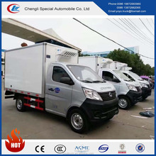 2017 Thermo King refrigeration unit refrigerated van with insulated panel for freezer refrigerated truck