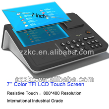 Android 3G(CDMA or WCDMA) pos terminal with printer and wifi