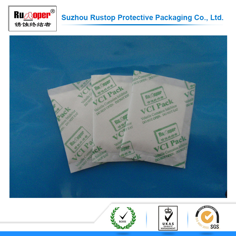 china hign effeciency rust inhibiting powder sachet
