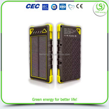 Good reputation best price newest design 12000mah solar charger