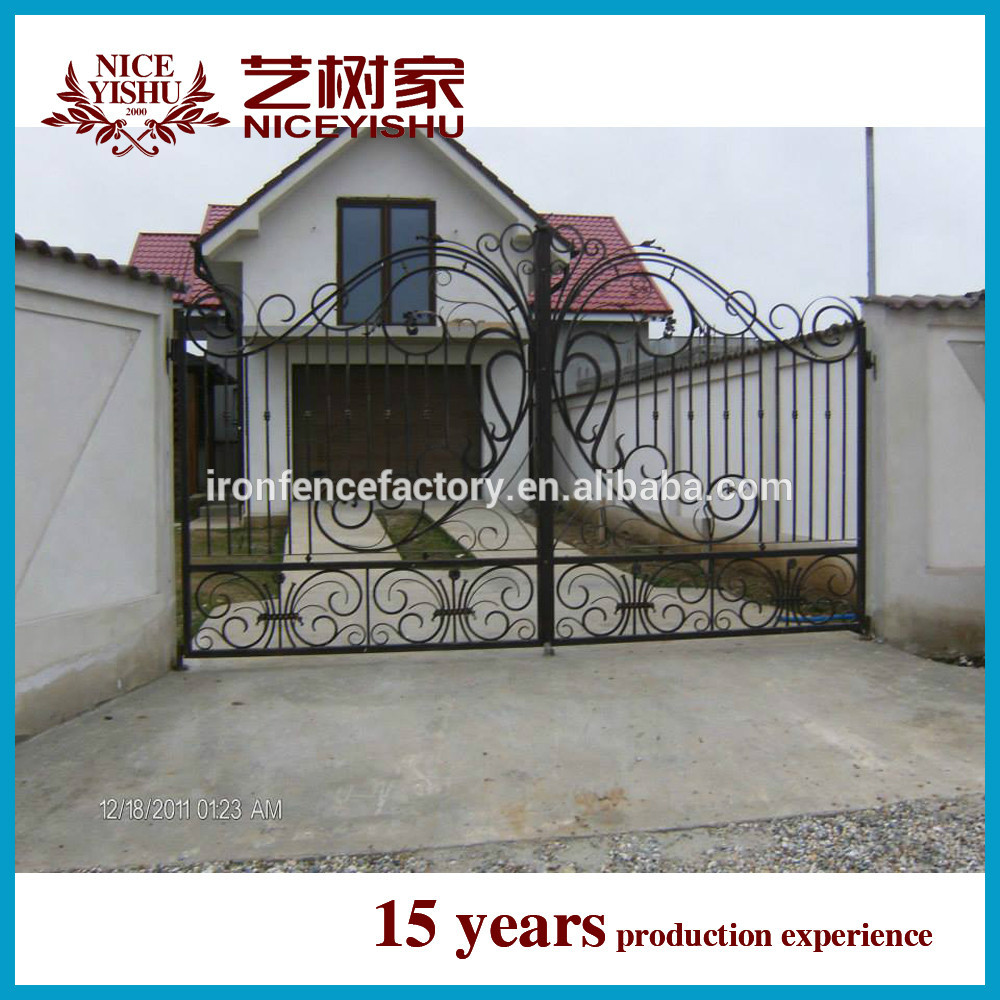Gate Grill Iron Grill: Wrought Iron Gate/used Wrought Iron Door Gates/iron Gate
