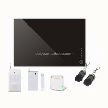 New Security Wireless Home GSM Alarm,Intelligent home alarm APP ,Andriod/IOS GSM alarm system