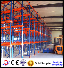 The packing of cantilever rack rack is plastic wrapping film and steel belt.The goods can also be packed according to the client