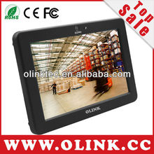 "7"" inch wireless vehicle mount computer (VMC) with 7"" inch Touch screen, WiFi, Lan port, RS232, GPS"