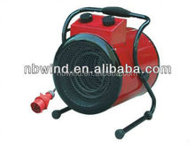 farm greenhouse OEM industrial electric heater with CE 240V WD-DY5B