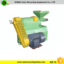tire grinding machine/tire milling machine/tire crushing machine