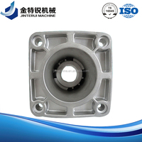 oem die casting aluminum plate for industrial recycle components