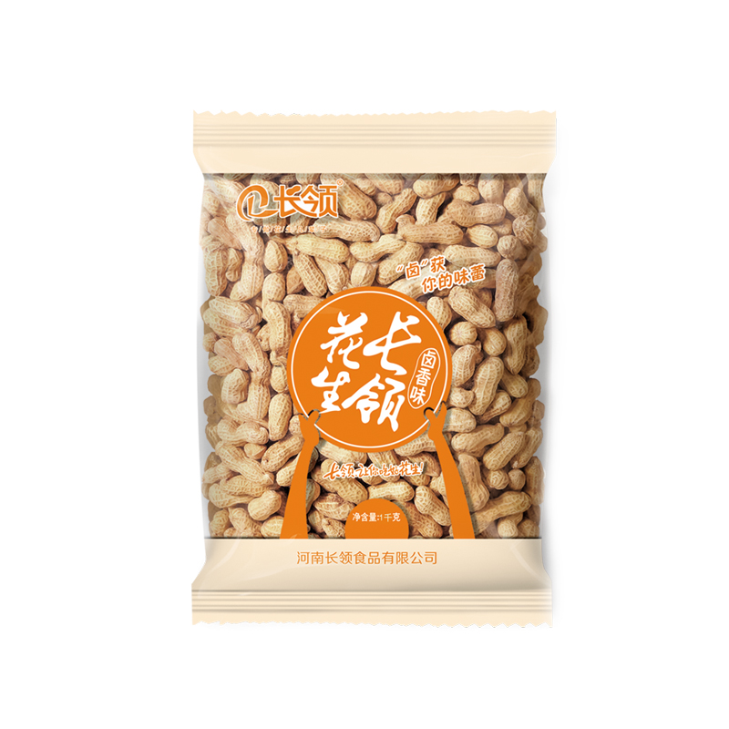 changling sauced meat baked Fried peanuts 1000 g bags of nuts nuts leisure snacks snacks