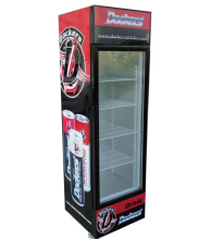 Supermarket Refrigerated Display Case