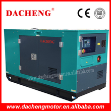 High Quality! 30KW/37.5A Soundproof diesel generator with 4BT3.9-G2