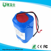 At Low Price Factory Direct Sales bike 5 volt rechargeable 10v battery pack