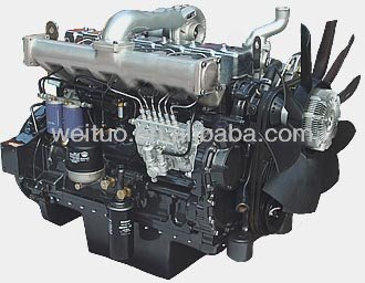 4/6-cylinder diesel engine for sale