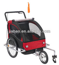2017 baby bicycle trailer jogger