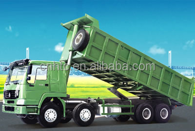 Front Tipping Dump Trucks Tipper Lorry