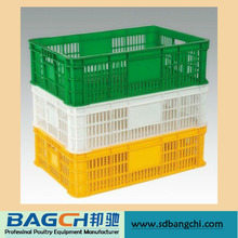 BC Series Plastic poultry chicken transport cage/High quality outdoor chicken cage