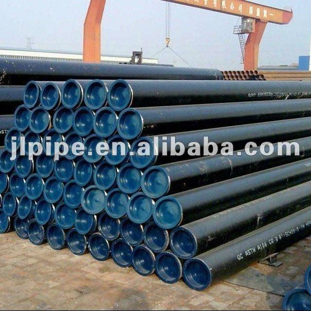 astm a106b SMLS steel Pipe