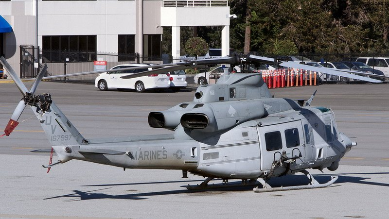 Twin Helicopter SW205T (Graded UH-1H Twin Engine Helicopter / Bell 212 Twin Engine)
