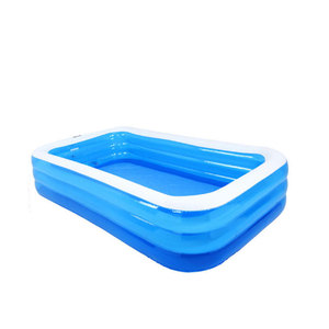 Swimming Float Inflatable Foldable Shower Pool Bathtub Portable Kids Inflatable Pool Baby Kids Play Pool