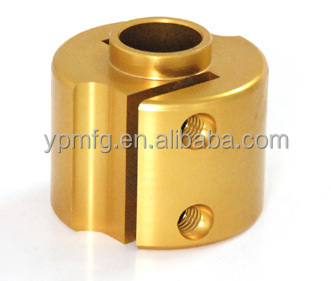 OEM customized high presision brass cnc machined part