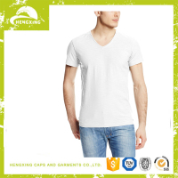 High quality Fashion Plain Wholesale Bulk Custom Blank T-shirt Clothing