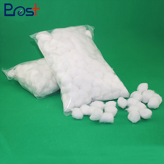 Good price colorful pure cotton fabric balls With ISO9001 Certificate