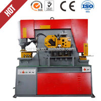 Q35Y Series manual punch press machine, stainless steel cutting oil, mechanical power press machine