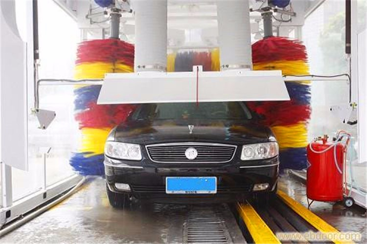 FD09-2A automatic tunnel car wash machine for sale