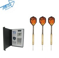 High quality 80-97% 18-23g Tungsten Steel Tip Darts with engraving lines & dots