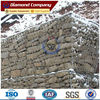 sand filled box cost/gabion retaining wall design/gabion in thailand