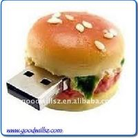 High quality food shape USB memory stick