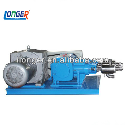 liqefaction pump nitrogen booster pump