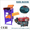 Low investment and big benefits corn sheller, Motor driven maize sheller with WANQI brand