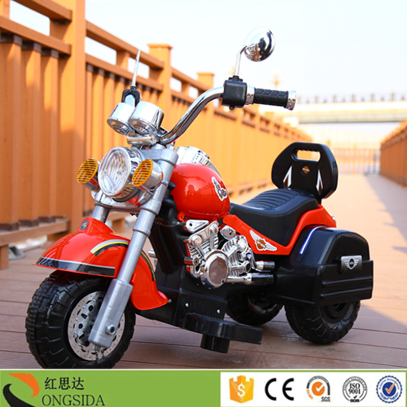 Alibaba China Factory Supply Kids Electric Toy Motorcycle Battery Operated Pedal Motor bike