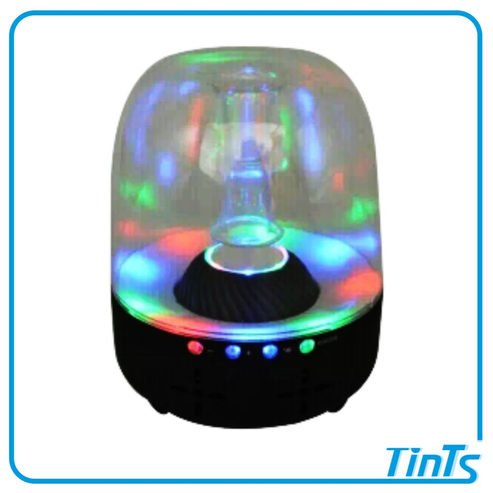 Dancing Light Bluetooth Hands Free Speaker