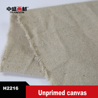 Chinese Canvas Factory Wholesale Unprimed Canvas roll