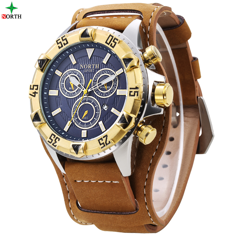 2017 Splendid <strong>New</strong> Luxury Fashion Leather Analog Quartz 30M Waterproof hot sale sports watch