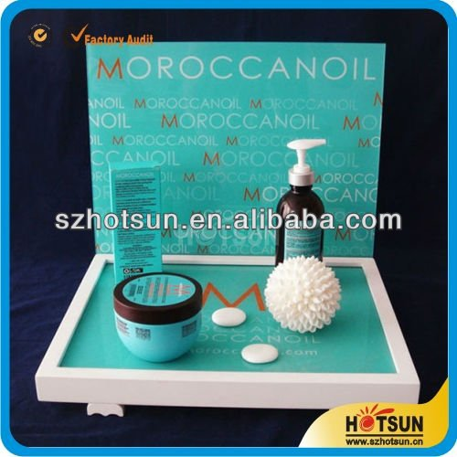 Hot items for cosmetic acrylic display