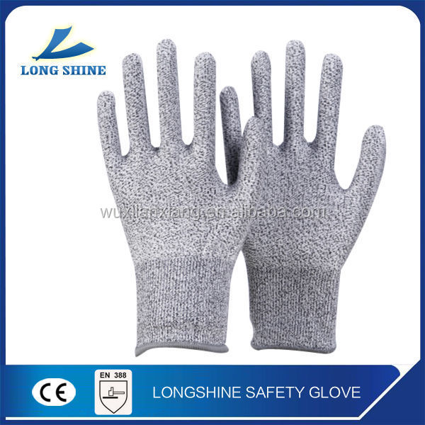 High Performance Level 5 Protection Cut Resistant Working <strong>Gloves</strong> with Good Quality